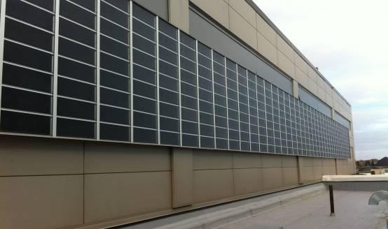 Bangor Air National Guard Maine Solar Air Heating