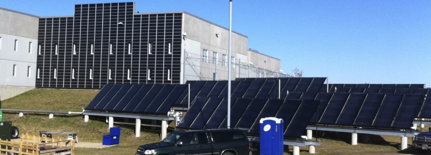 Commercial & Industrial Solar Heating